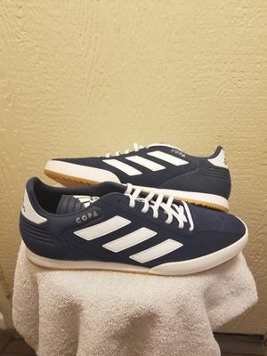 Adidas Performance Copa Super Cq1946 Navy White Mens Indoor Shoes for Sale in Pomona, CA