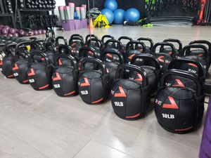 Soft Leather Kettlebells for Sale in Miami, FL