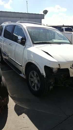 2004 Infiniti qx56 (parts only) for Sale in San Diego, CA