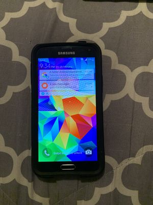 Samsung galaxy s5 for sprint for Sale in Denver, CO