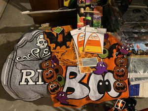 Halloween decorations NO OFFERS for Sale in Temecula, CA