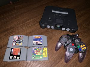 Nintendo 64 for Sale in Lewisville, TX