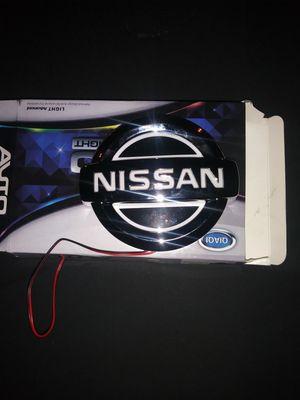 Nissan trunk badge for Sale in Salt Lake City, UT