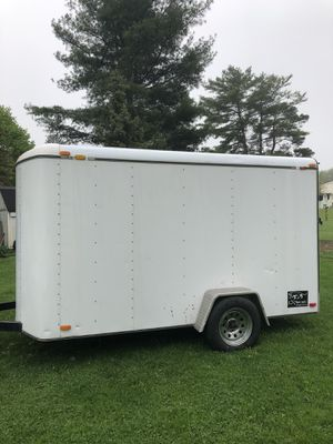 7x10 Enclosed Trailer for Sale in Mansfield, OH