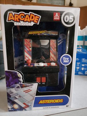 New Arcade Classic Hand Held Asteroids Game. for Sale in Orlando, FL