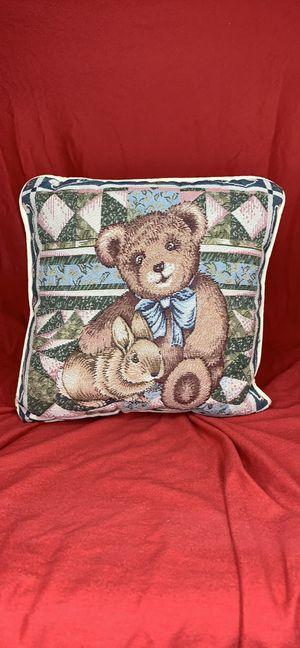 Brand New Pillow Bear And Rabbit for Sale in Atlanta, GA