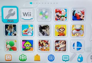 Nintendo Wii U & 118 Games some from Nintendo Switch for Sale in Rancho Cucamonga, CA