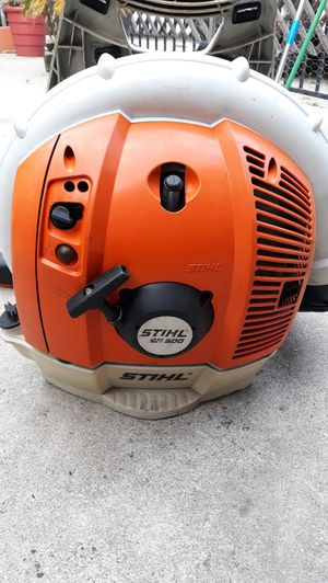 Stihl commercial leaf blower heavy duty equipment for Sale in Long Beach, CA