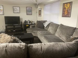 Extra large Sectional must go! for Sale in Washington, DC