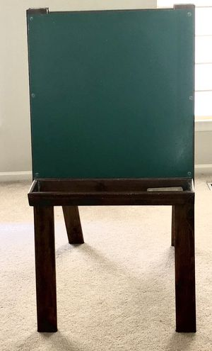 Chalkboard Double-sided - great for 2+ kids to play or game night! for Sale in Centreville, VA