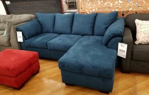 Darcy sofa chaise for Sale in St. Louis, MO