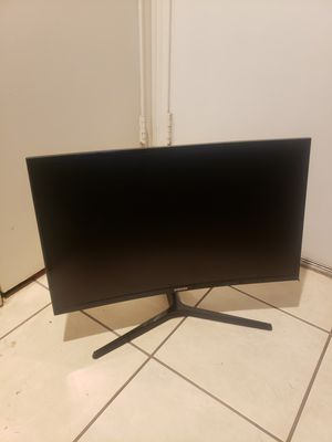 """Samsung 27"""" Curved Monitor for Sale in Carrollton, TX"""