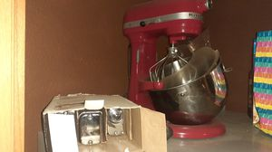 New Red new kitchen aid mixer for Sale in Dallas, TX