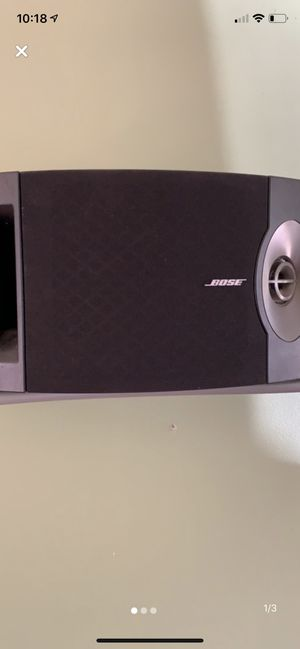 Bose 201 speakers for Sale in Providence, RI