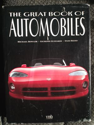 The Great Book Of Automobiles 632 pages for Sale in Modesto, CA