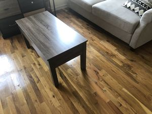 Sonoma Oak table 38inx23inx18in for Sale in Brooklyn, NY