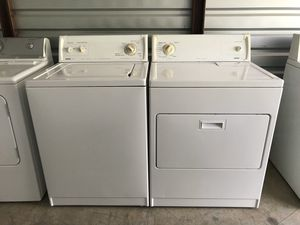 Kenmore washer and dryer for Sale in Little Elm, TX