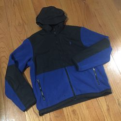 RL Polo Fleece Jacket Size Medium for Sale in Takoma Park,  MD