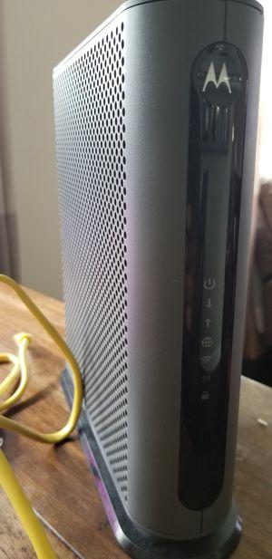 Motorola Wifi Router for Sale in Bowie, MD