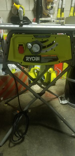 TABLE SAW for Sale in Redlands, CA