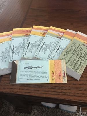 Disney World tickets for Sale in Naperville, IL