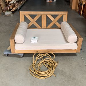 Swing Bed From The Porch Swing Company for Sale in Scottsdale, AZ
