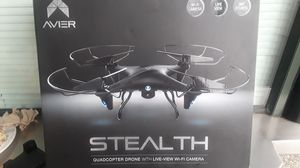 Drone quadcopter , 12.2 inch. Wifi live cam view for Sale in Portland, OR