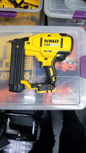 DeWalt XR 18 gauge Brad nail gun for Sale in Germantown, MD