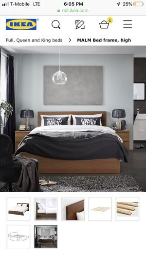 Ikea + Staples - Like New Bedroom Furniture for Sale in Philadelphia, PA