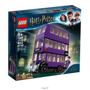 Harry Potter LEGO Knight Bus for Sale in Pomfret, CT