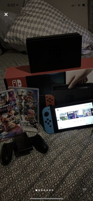 Nintendo Switch for Sale in Grawn, MI
