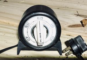 Mark-Time Brand, Dark Room Timer! I'm Really Good Shape, and Functions Perfectly!! for Sale in Mt. Juliet, TN
