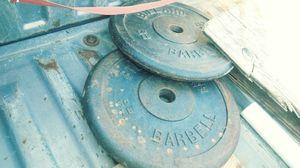 Billiard 50 lb plates for Sale in Lynn, MA