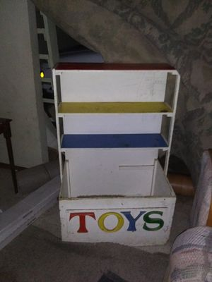 Toy box for kids for Sale in Tulare, CA
