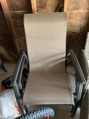 Hampton bay chairs for Sale in Dearborn, MI