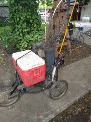 PEAR AND BEACH CART for Sale in Houston, TX