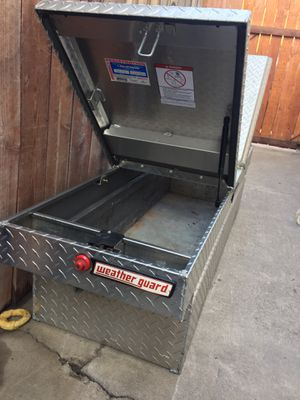 Weather guard toolbox for Sale in North Tustin, CA