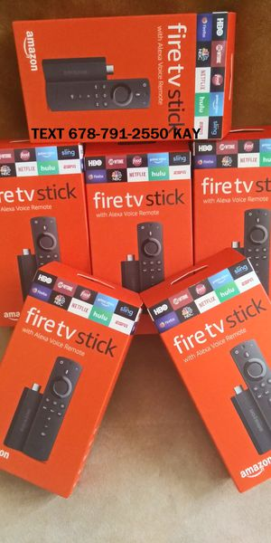 The Best Fire TV stick for Sale in Forest Park, GA