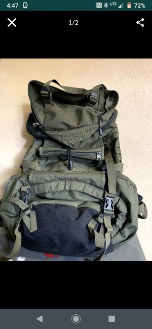 Rugged exposure higking back pack new for Sale in Modesto, CA