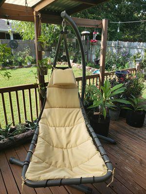 Outdoor garden swing chair for Sale in Arlington, TX
