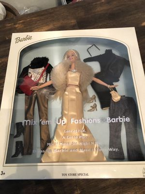 Mix Em up Fashion Barbie for Sale in Rancho Cucamonga, CA