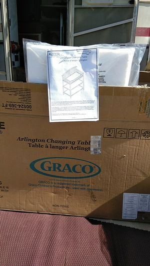 Graco changing table for Sale in San Diego, CA