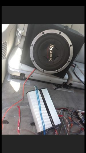 Jl audio for Sale in La Habra, CA