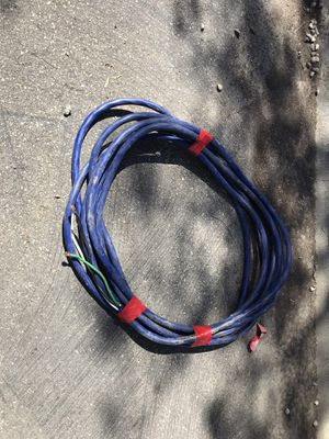 Extension cord 6/3 soow cord for Sale in Ramona, CA
