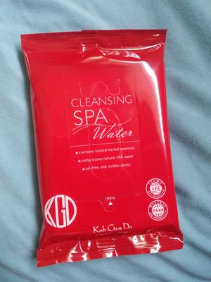 Koh gen do cleansing wipes for Sale in Walker, MN