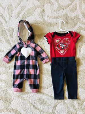 Baby Girl Clothes for Sale in Watsonville, CA