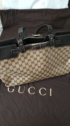 Gucci GG Cancas Supreme Tote for Sale in Rancho Cucamonga, CA