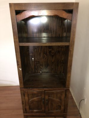Entertainment chest for Sale in Austin, TX