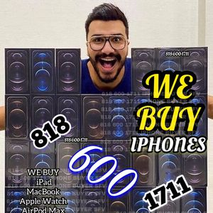 iPhone 12 Pro Max Xs Max Unlocked Locked 12 Mini 11 Pro Max 12 iCloud iPad Air 10.9inch MacBook Pro 2020 Apple Watch 6 LTE/GPS New for Sale in Los Angeles, CA