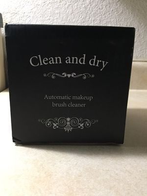 Automatic Makeup Brush Cleaner for Sale in Kansas City, MO